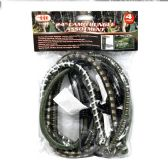 12 of Camo Bungee Assortment