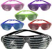 144 of Bling Shutter Shade Sunglasses
