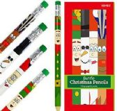 20 of 8 Pack Jumbo Christmas Pencils