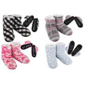 20 of Ladies Cozy House Booties [Expressions]