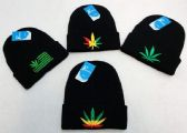 24 of Marijuana Winter hat