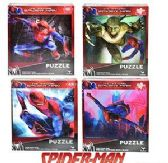 24 of The Amazing Spiderman Jigsaw Puzzles