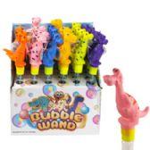 24 of Bubble Dinosaur Wand