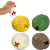 36 of Dinosaur Egg Squeeze Toy With Baby Dino Inside