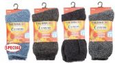 36 of Men's Extra Thick Thermal Winter Crew Sock Size 10-13