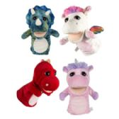 24 of Plush Deluxe Hand Puppet