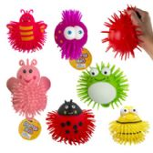 24 of Puffer Bug Squishy Toy