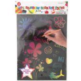 36 of Rainbow Scratch Paper