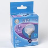 4 of Light Bulb Led Candle Base Daylight Bent Tip Clear Finish
