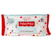 12 of Baby Wipes 80 Coount Unscented Fisher Price With Aloe Vera And Chamomile