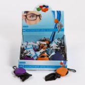 24 of Eyeglass Cloth In Squeeze Case Microfiber