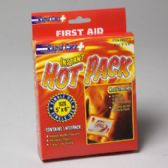 24 of Hot Pack 5x6 Single Use First Aid