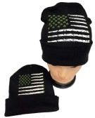 36 of Marijuana Flag Winter Beanie Hat