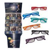 288 of Reader Glasses 9 Assorted Powers Metal Plastic Frames