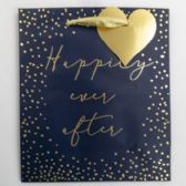 60 of Gift Bag Cub Embellished Happily Ever After