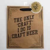 60 of Gift Bag Cub Embellished Happy Beerday