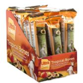24 of Dog Treat Ultra Chewy Tropical Bone Avocado