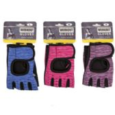 24 of Gloves Workout With Adjustable Wrist Wrap