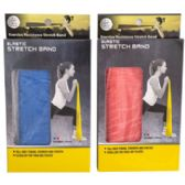 24 of Exercise Resistance Stretch Band Medium