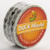 24 of Tape Crafting Duck Washi Arrow