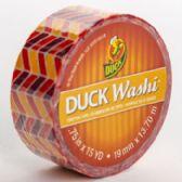 24 of Tape Crafting Duck Washi Berry Herringbone