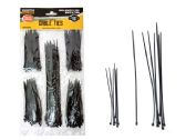 144 of Cable Tie 250pc Black Color