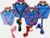 48 of 1.5cm Dog Harness & LeashCollar