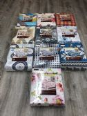 10 of MAJESTIC PRINTED 3 PIECE QUILT SET ASSORTED IN KING