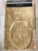 12 of IMPERIAL BATHROOM 3 PIECE RUG SET IN TAUPE