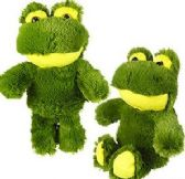 48 of Plush Frogs