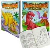 24 of Dinosaur Coloring And Activity Books