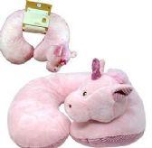 12 of Unicorn Kids Neck Pillows