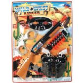 24 of 16 Piece Wild West Play Sets