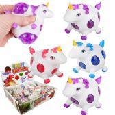 48 of Squishy Gel Bead Unicorn Stress Balls