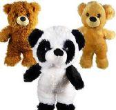 24 of Plush Bears