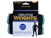 9 of 2 Pack 2 Pound Walking Weights
