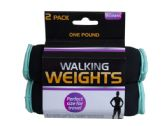 18 of 2 Pack 1 Pound Walking Weights