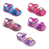 40 of Girls Cartoon Sandal