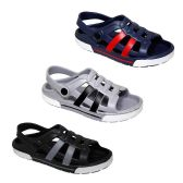 48 of Boys Multi Color Sandal