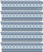 120 of Yacht & Smith Wholesale Kids Crew Socks, With Free Shipping Size 6-8 (Gray)