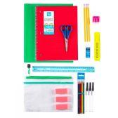 24 of 22 Piece Kids Wholesale School Supply Kits