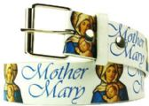 36 of Mother Mary Printed Belt