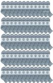 60 of Yacht & Smith Wholesale Kids Mid Ankle Socks, With Free Shipping Size 6-8 (Gray)