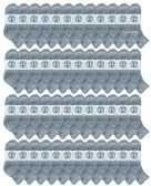48 of Yacht & Smith Wholesale Kids Mid Ankle Socks, With Free Shipping Size 6-8 (Gray)