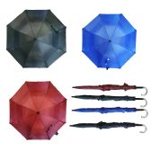 36 of 75CM ASSORTED COLOR UMBRELLA