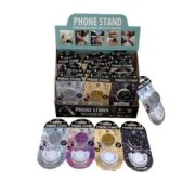 24 of Collapsible Phone/Tablet Grip and Stand [Glitter]