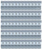 120 of Yacht & Smith Wholesale Kids Tube Socks, With Free Shipping Size 4-6 (Gray)