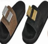 24 of Womens Fashion Bow Decor Slip On Slide Sandal