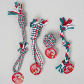 72 of Christmas Chew Rope Toy for Dogs