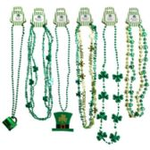 36 of ST Patrick Necklace Bead